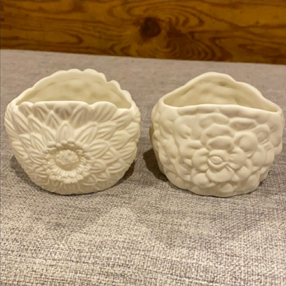 Partylite May Flowers Tealight Holders